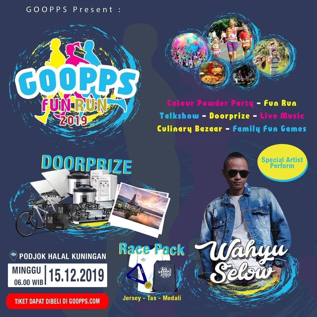 Goopps Fun Run • 2019
