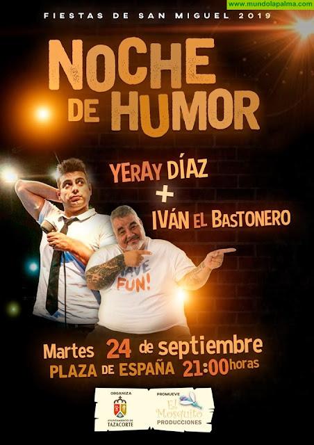 Noche de Humor en Tazacorte