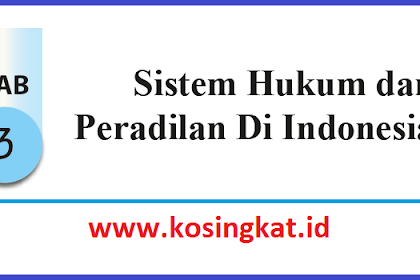 Kunci Jawaban PKN Kelas 11 Halaman 117 Uji Kompetensi 3