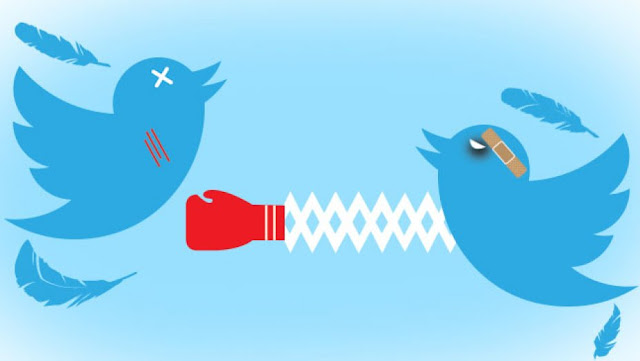 """Ramainya """"Twit War"""" SARA"""