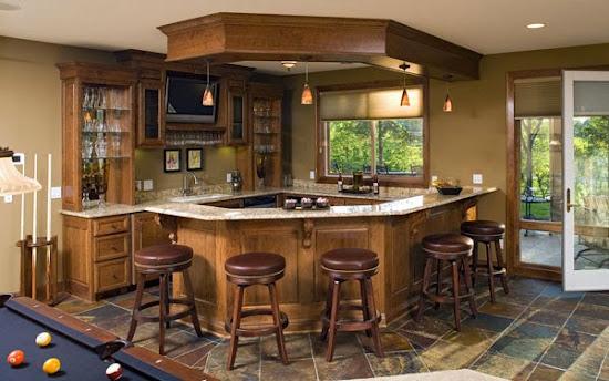ideas when setting up a wet bar. Black Bedroom Furniture Sets. Home Design Ideas