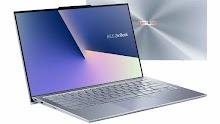 ASUS ZenBook S13, Laptop Pertama dengan Poni Unik di Layar