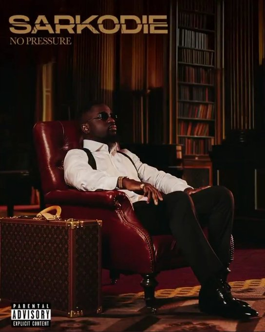 """Sarkodie announces new album, """"No Pressure"""" to be released in July"""