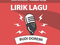 Lirik Lagu Melukis Senja - Budi Doremi