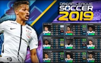 Dream League Socer 2019 SC Corinthians Takımı Yaması İndir