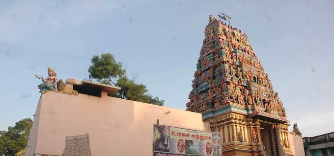 Sri Muthala Parameswari Temple Paramakudi - History, Timings, Festivals & Address!