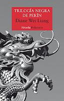 Trilogía negra de Pekín, Diane Wei Liang