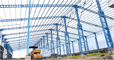 Biaya Jasa Kontraktor Bangun Pabrik & Gudang Pangkal Pinang, Kepulauan Bangka Belitung