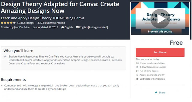 [100% Free] Design Theory Adapted for Canva: Create Amazing Designs Now