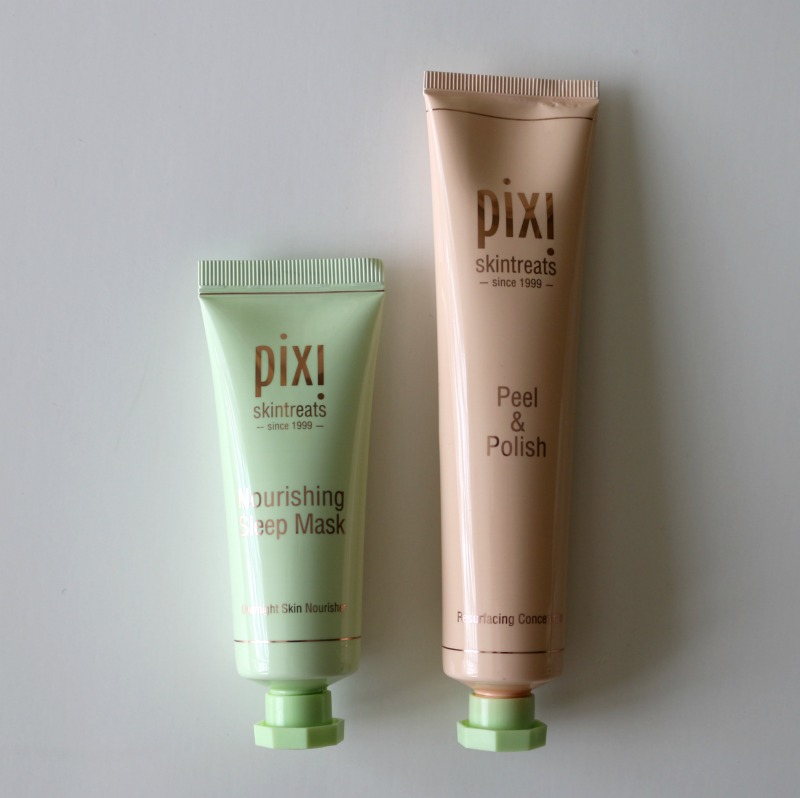 Pixi Beauty Nourishing Sleep Mask Peel Polish