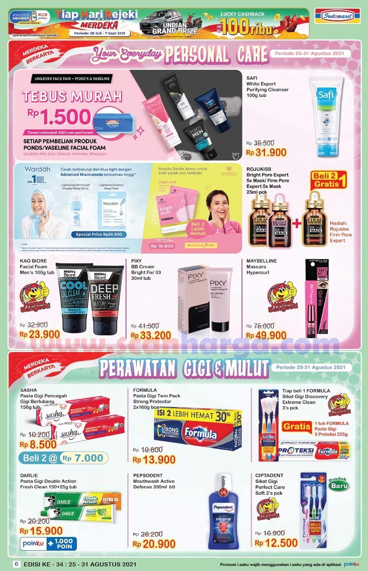 Katalog Promo Indomaret 25 - 31 Agustus 2021 6