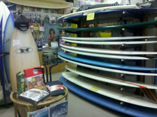 Safari Surf Shop Boards