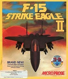 F-15 STRIKE EAGLE II 1989: Official Game Direct Free Download