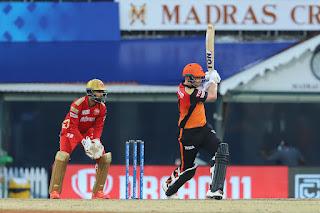 PBKS vs SRH 14th Match IPL 2021 Highlights