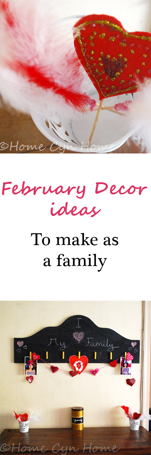 These cute and simple crafts projects can all be done by kids and grown up as a family.