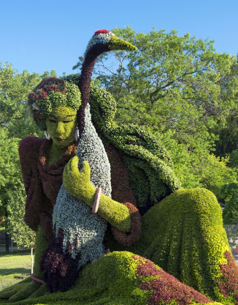 Amazing And Incredible Hedge Sculptures Art Of Beautiful