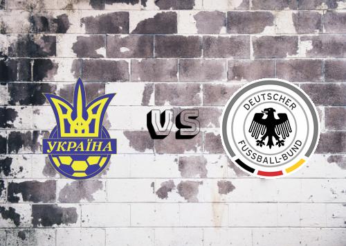 Ucrania vs Alemania  Resumen y Partido Completo
