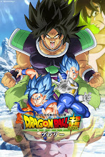 Dragon Ball Super: Broly – Blu-ray Rip 720p | 1080p Torrent Dublado / Dual Áudio (2019)