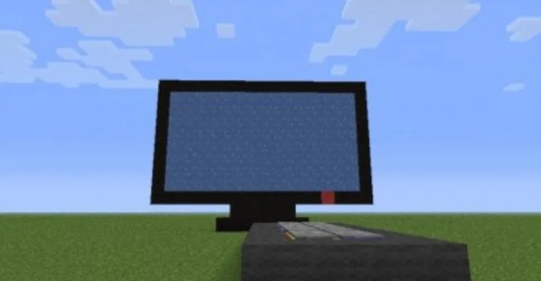 Minecraft: How to Make a Television