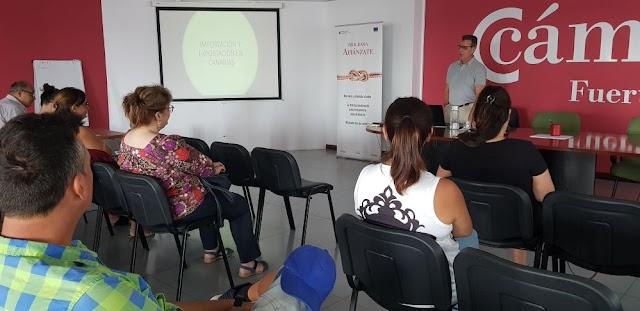 Fuerteventura.- Imparten  taller gratuito Relaciones con la Agencia Tributaria Canaria y Aduanas en importaciones y exportaciones