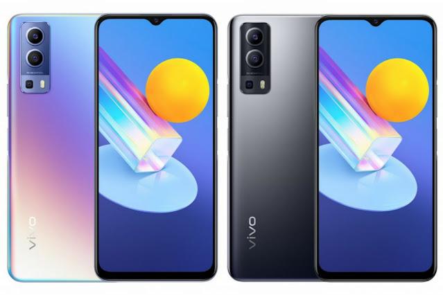 Vivo Unveils Vivo Y72 Smartphone With MediaTek Dimensity 700 SoC