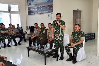 Panglima TNI : Evakuasi Korban Heli MI-17 Butuh Profesional dan Skill