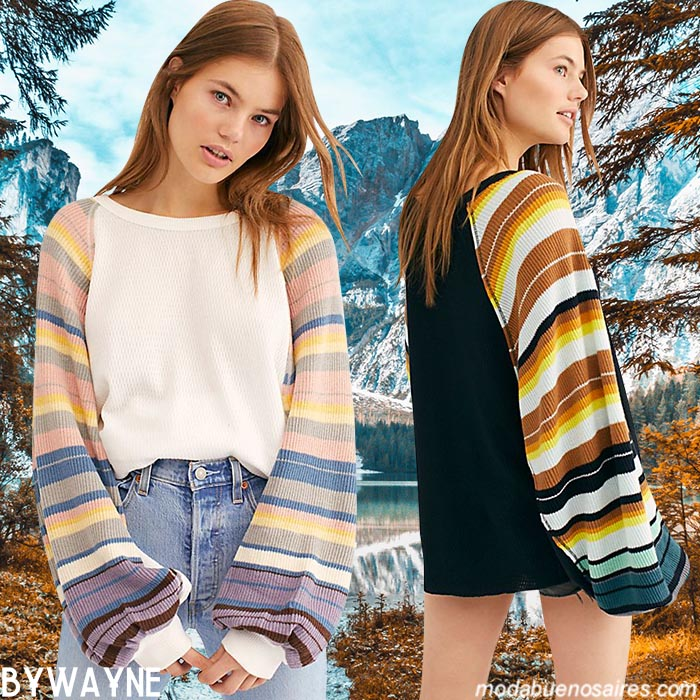 Sweaters otoño invierno 2020.