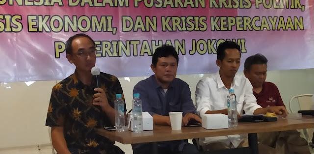 Pemerintahan Jokowi Dinilai Sengaja Pelihara Konflik Demi Keuntungan Tertentu