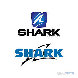 SHARK helmets Logo vector (.cdr)