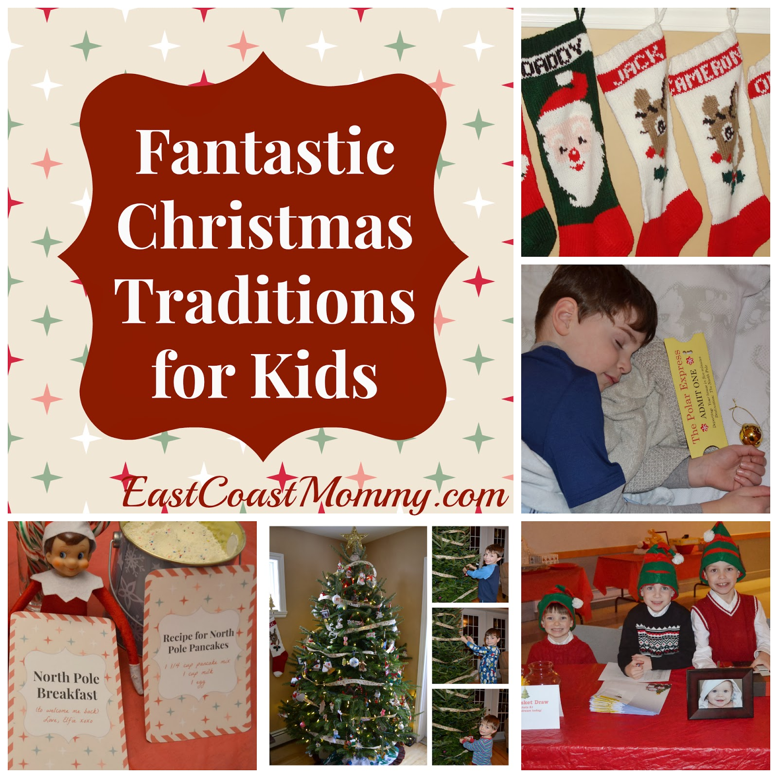 i have blogged about many of our christmas traditions but i thought it might be helpful to share a collection of my top five christmas traditions