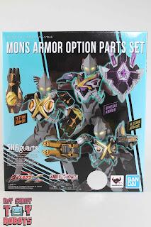 S.H. Figuarts Ultraman X MonsArmor Set Box 01