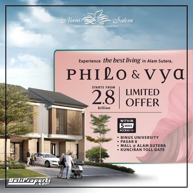 Philo-Vya House at Alam Sutera