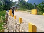 Pembangunan 2 Jembatan Maek Sangat Dirasakan Manfaatnya Bagi Warga Jorong Nenan