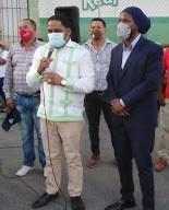 ¡ACTUALIDAD! DISTINGUEN AL DIPUTADO SANDRO SÁNCEZ POR SU LABOR EN EL CONGRESO EN BENEFICIO DE LA FAMILIA