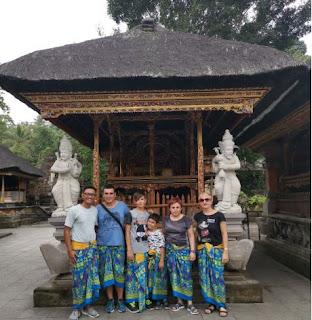 Taman Tirta Empul, Isla de Bali, Indonesia.