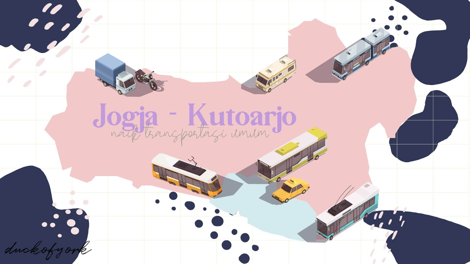 transportasi umum rute jogja-kutoarjo