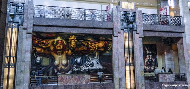 Palácio Nacional de Belas Artes da Cidade do México