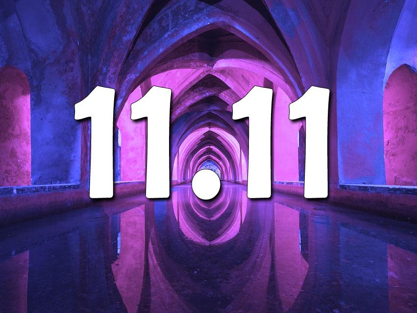зеркальная дата 11 11