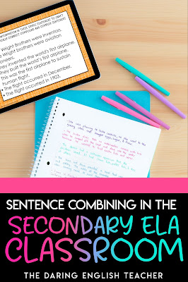 Three Academic Routines to Implement in your Secondary ELA Class this School Year