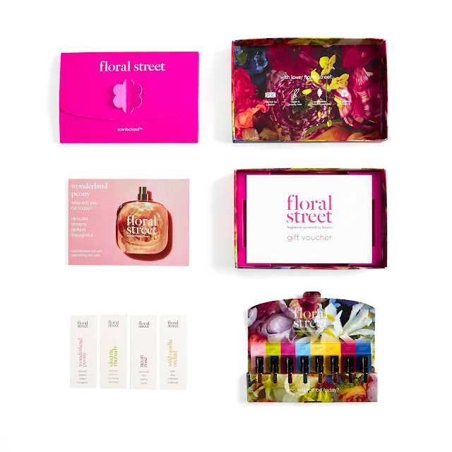 Scentschool in a box with Floral Street