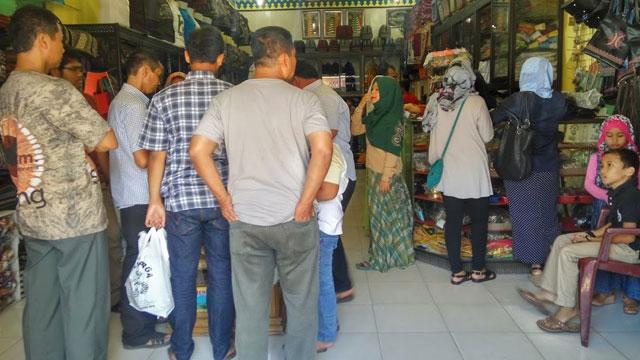 Keluarga Souvenir Aceh