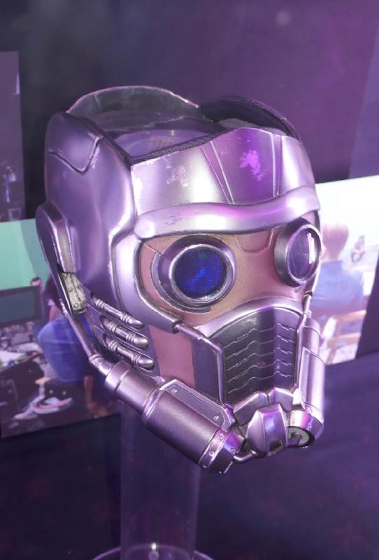 StarLord mask Guardians of Galaxy