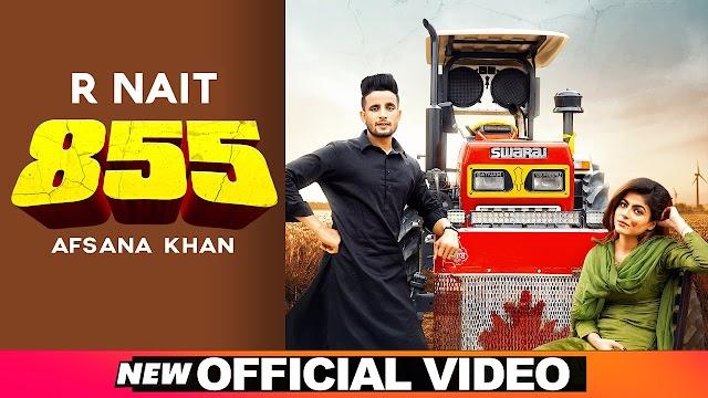 New Punjabi Song 855 |  R Nait | Afsana Khan | Lyrics