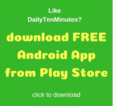 Download Free Android App