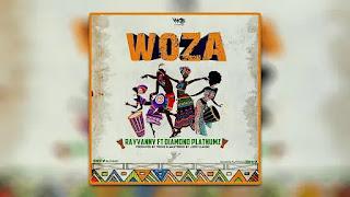 AUDIO | Rayvanny Ft Diamond Platnumz - Woza | MP3 Download