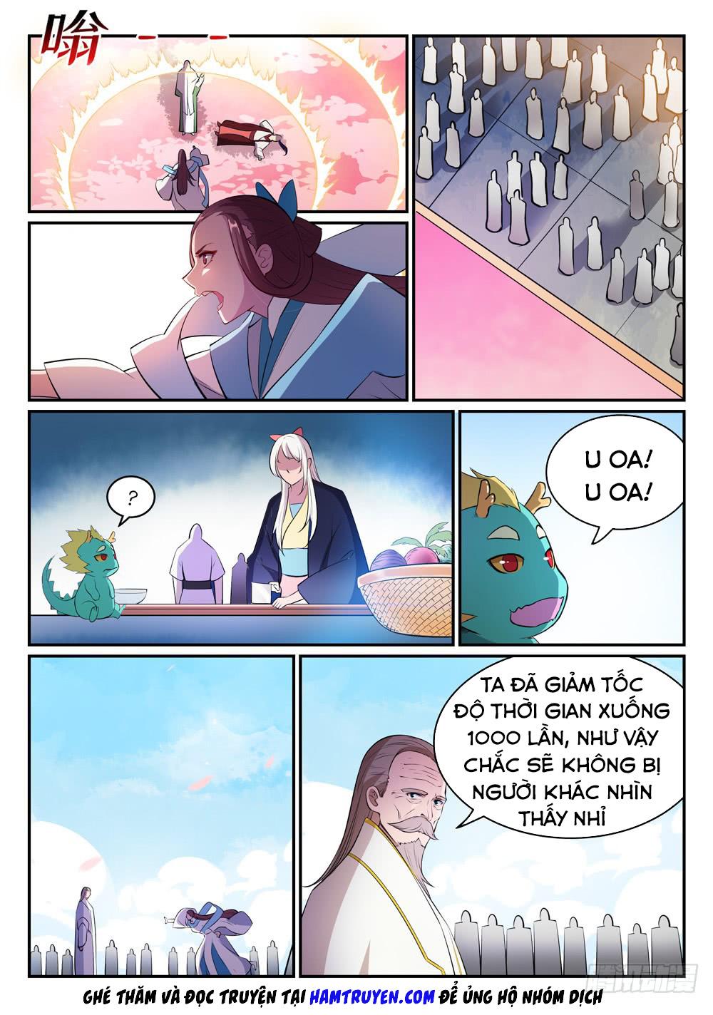 Bách Luyện Thành Thần chap 471 - Trang 4