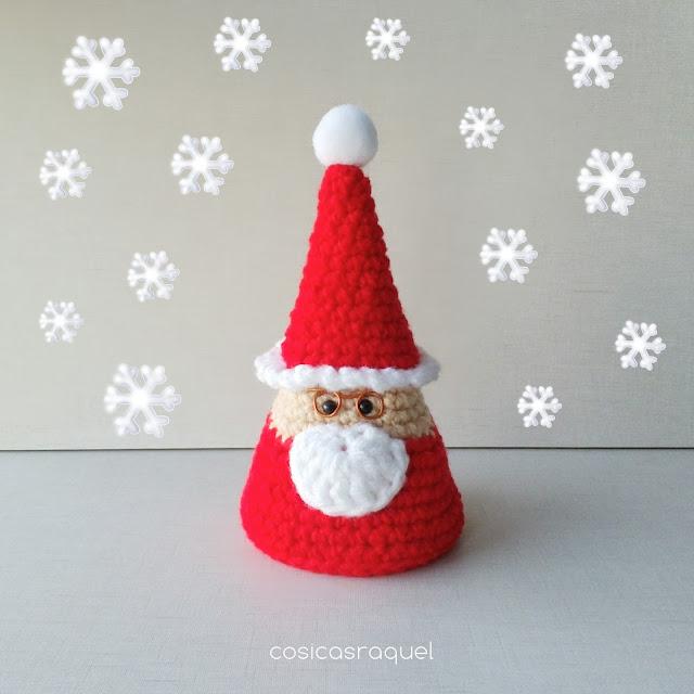 cosicasraquel: Patrones Crochet Gratis para esta Navidad