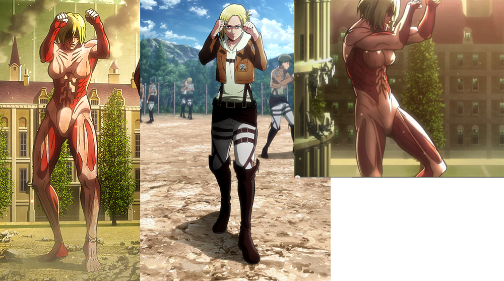 Annie leonhardt fighting stance