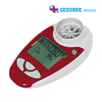 Alat Cek Asma Elektrik (Electronic Asthma Monitor)