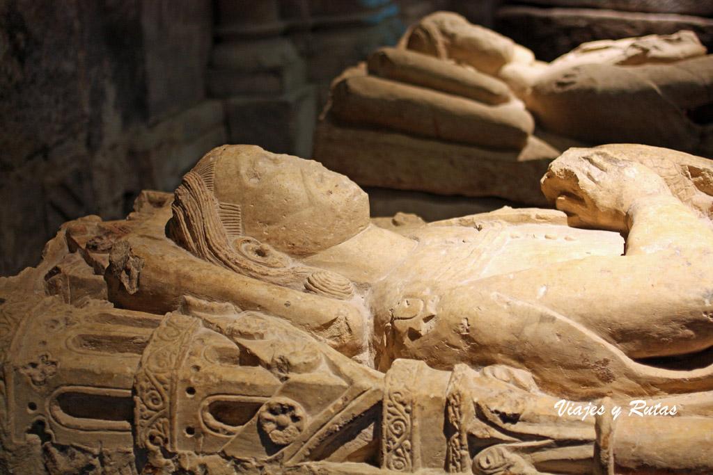 Santa Mª la Real y Santa Cecilia: Aguilar de Campoo